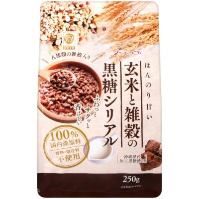 Best Ameni 雜糧黑糖穀片(250g)