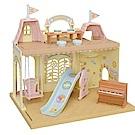 任選日本 森林家族 森林城堡幼稚園禮盒組(含玩偶)EP14186 EPOCH原廠公司貨