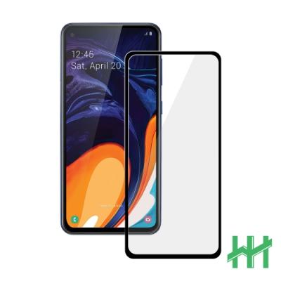 【HH】鋼化玻璃保護貼系列 Samsung Galaxy A60 (6.3吋)(全滿版黑)