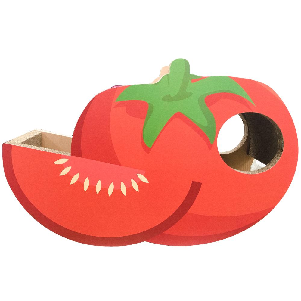 (YAHOO獨家)寵喵樂《可口番茄》SY-574X1入組