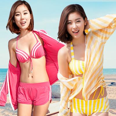 SANQI三奇   跳島休閒海洋假期 最舒適的泳裝  泳衣/水母衣/泳褲/海灘褲  新款熱銷,全館85折起