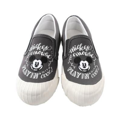 魔法Baby 女鞋 台灣製迪士尼米奇正版新潮帆布鞋 sd3149