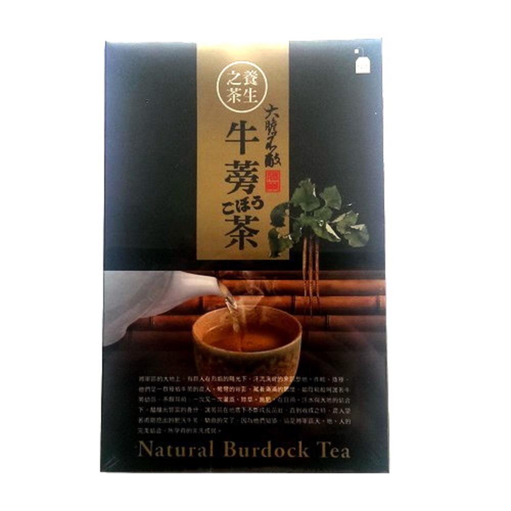 將軍區農會 牛蒡茶包禮盒(7gx12包)