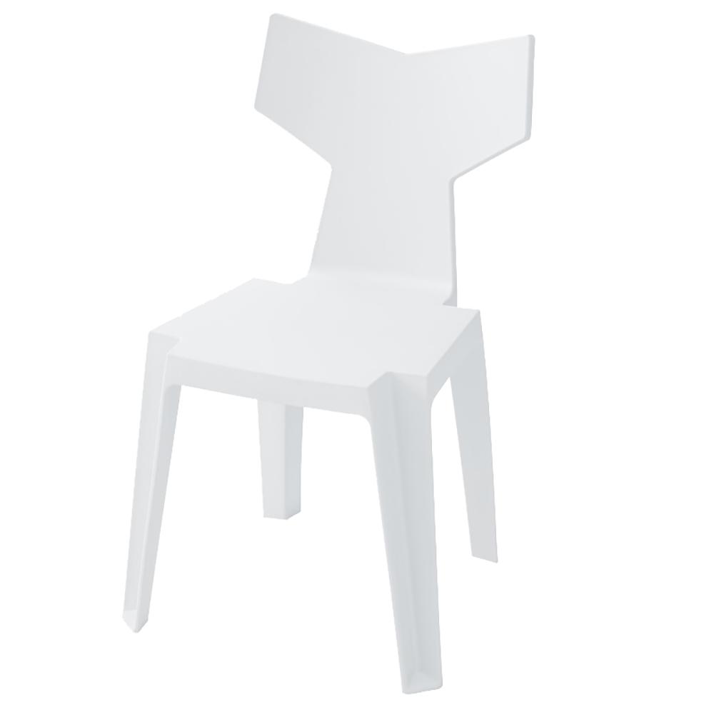 【日居良品】Olivia 美式繽紛趣味造型休閒餐椅戶外用椅