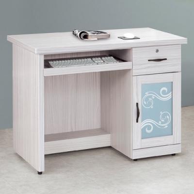 AS-洛伊絲3.5尺電腦桌-105x60x81cm