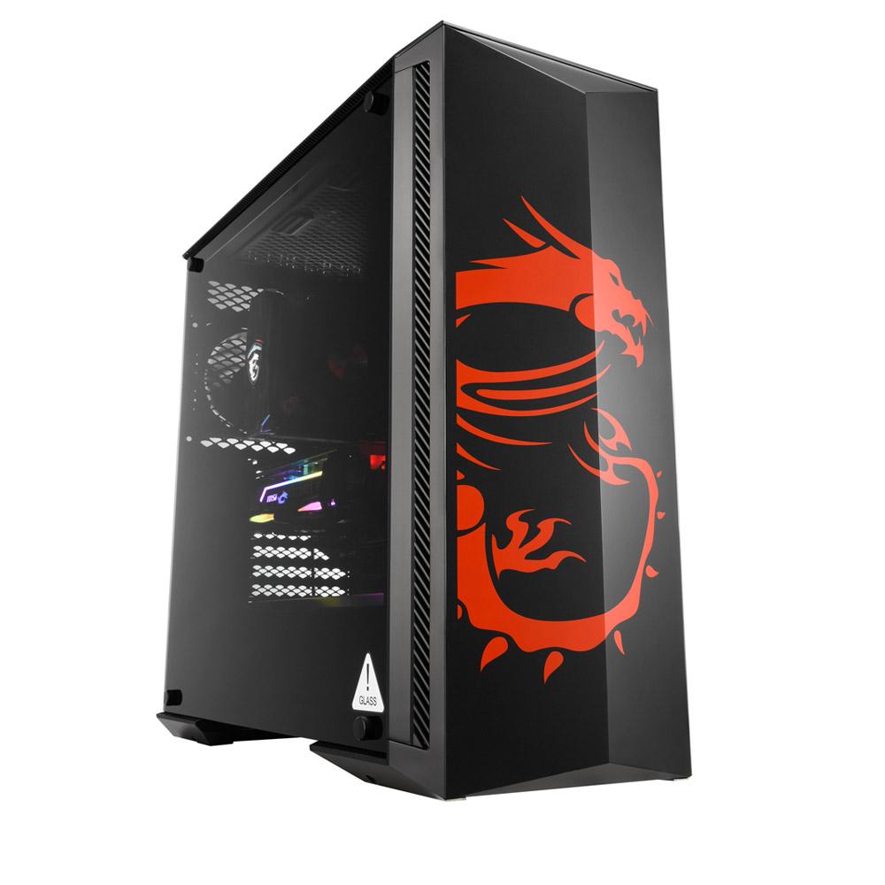 微星Z390平台 [ 龍星鬥神]i9八核RTX2080獨顯SSD電玩機