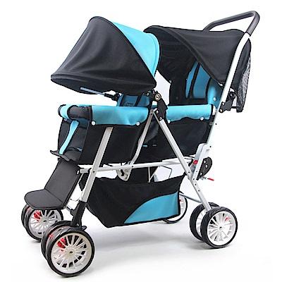 KOOMA 雙人嬰兒推車