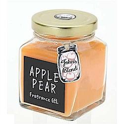 日本John s Blend 居家芳香膏-蘋果梨135g