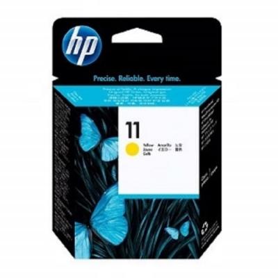 HP C4813A 原廠黃色噴頭 NO:11