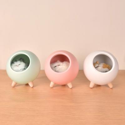 半島良品 萌貓小寵屋USB充電LED小夜燈 (3款)[限時下殺]