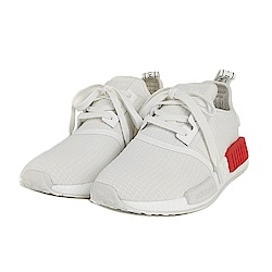 ADIDAS  NMD R1 休閒運動女鞋 (白/紅)