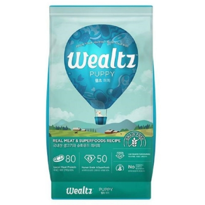 Wealtz 維爾滋 天然無穀寵物糧 幼犬食譜 6kg