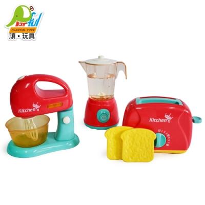 Playful Toys 頑玩具 電動廚房電器組