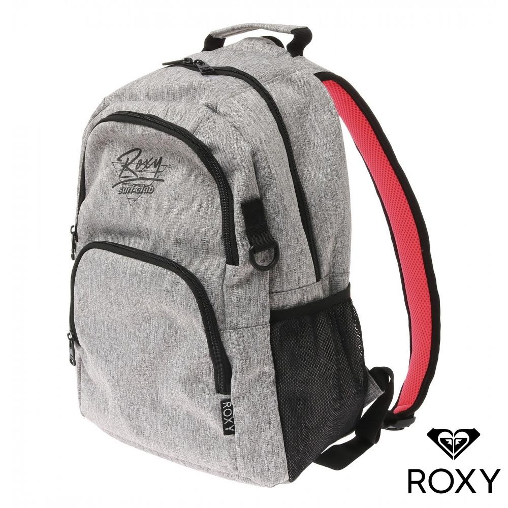 【ROXY】GO OUT MINI 後背包 灰