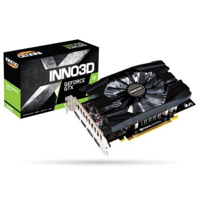 INNO3D映眾GeForceGTX1660 6GB GDDR5 Compact 顯示卡