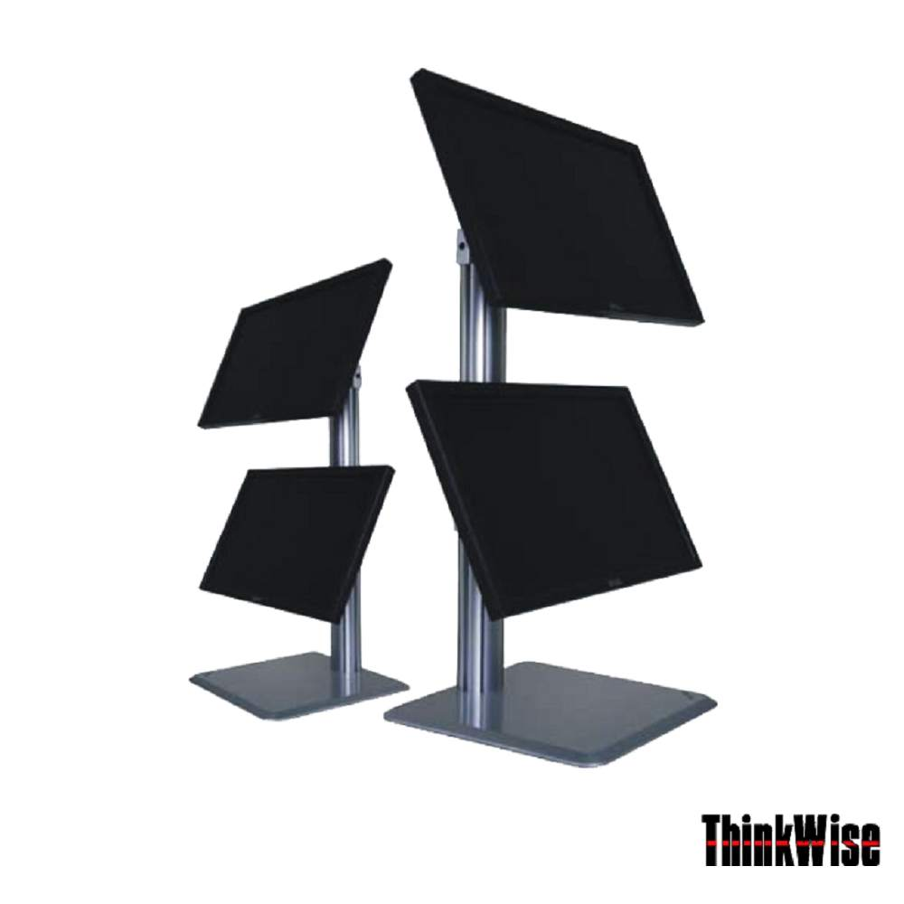 Thinkwise L201 雙螢幕支架 桌上型