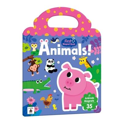 【双美】First Magnet Book – Animals