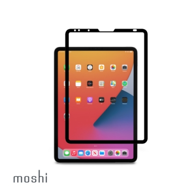 Moshi iVisor AG for iPad Air(10.9 inch,4th)/Pro(11-inch,2020 2nd gen/2018 1st gen)防眩光螢幕保護貼