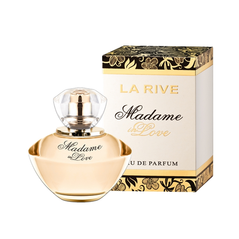 La Rive Madame In Love 愛戀玫瑰淡香精90ml