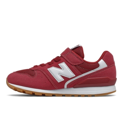 New Balance 996 中童休閒鞋-紅-YV996CPH-W
