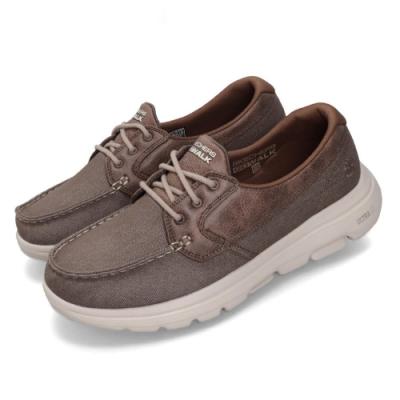 Skechers 休閒鞋 Go Walk 5 戶外運動 男鞋