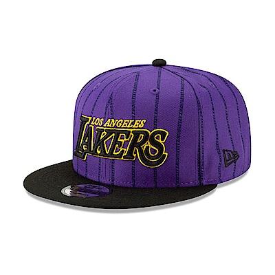 New Era 9FIFTY 950 NBA 城市版隊徽帽 湖人隊