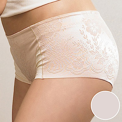 華歌爾-BABY HIP 64-82 低腰短管修飾褲(晨霧光)微翹臀
