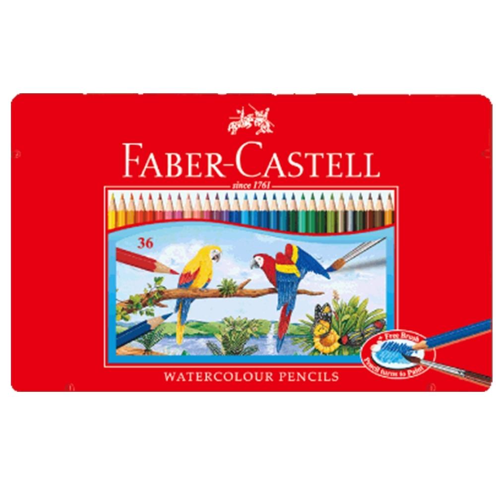FABER 115937水性色鉛筆36色