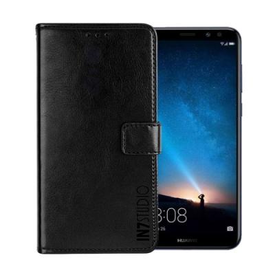 IN7 瘋馬紋 HUAWEI nova 2i (5.9吋) 錢包式 磁扣側掀PU皮套 吊飾孔 手機皮套保護殼