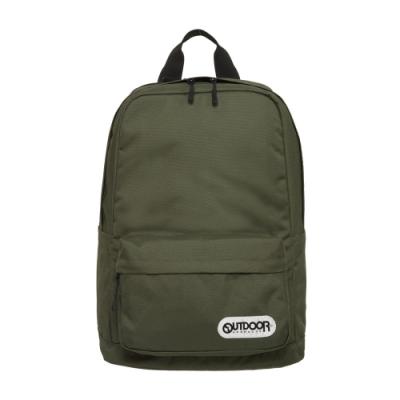 【OUTDOOR】極簡生活3.0-15.6吋後背包-橄欖綠 OD281100OE