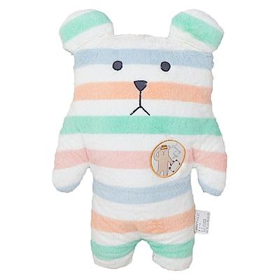 CRAFTHOLIC 宇宙人 夢想旅行熊寶貝枕