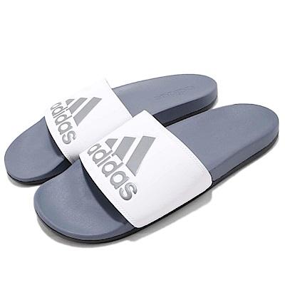 adidas 涼拖鞋 Adilette Cloudfoam 男鞋