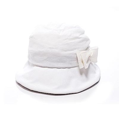 ELLE俏麗潮流時尚蝴蝶結圓帽