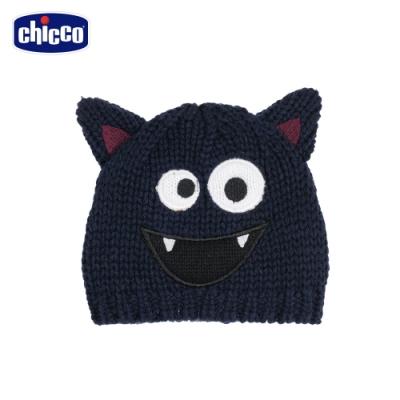 chicco-  TO BE Baby-怪獸造型針織帽