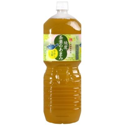 可口可樂 綾鷹清爽綠茶(2L)