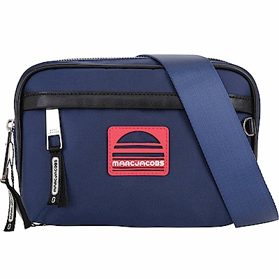 MARC JACOBS Sport 運動系列尼龍方型胸肩包/腰包(深藍色)