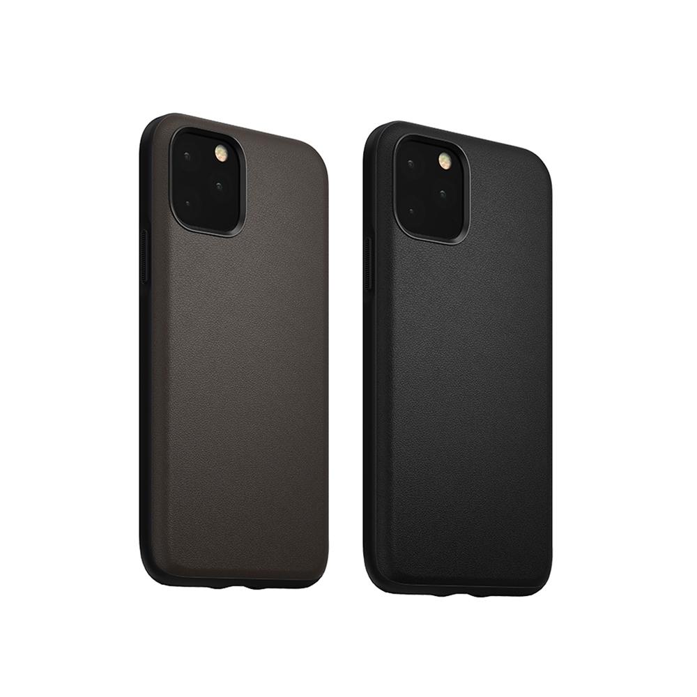 美國NOMAD Heinen防水牛皮防摔保護殼 - iPhone 11 Pro
