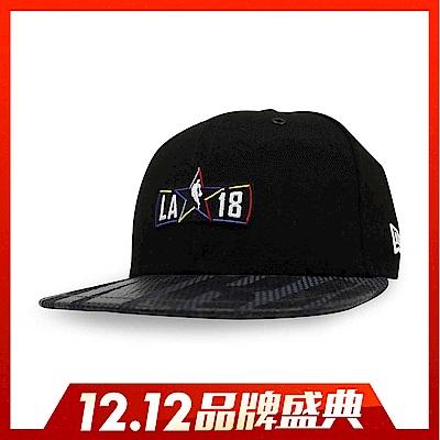 New Era 9FIFTY 950 NBA 電繡棒球帽 18 ASG