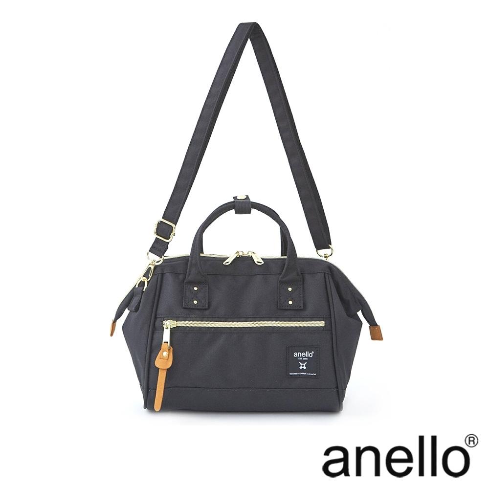 anello 新版基本款2代R系列 防潑水強化 經典口金波士頓斜背包 Small product image 1