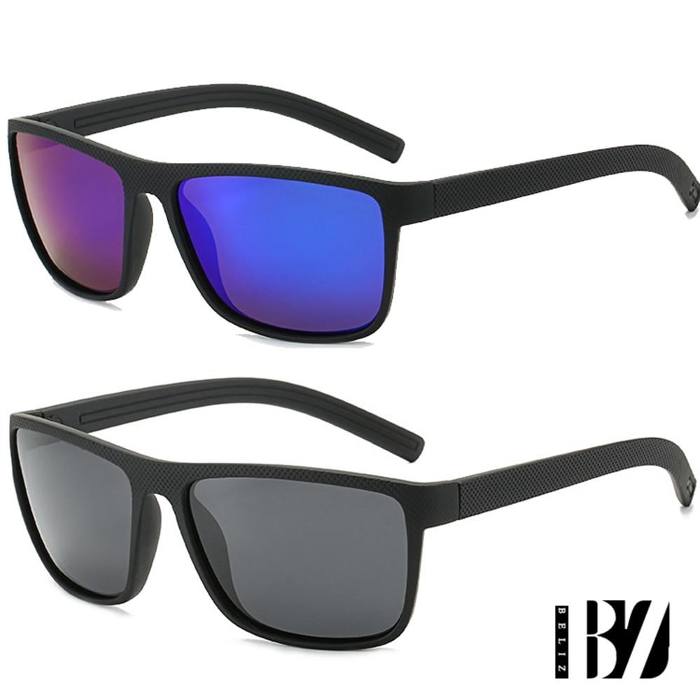 BeLiz 陽光男孩 運動偏光彈性戶外墨鏡 2色可選