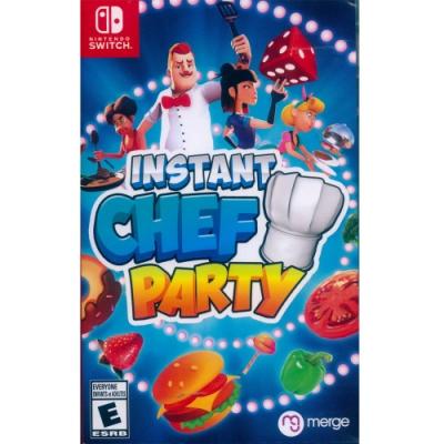 即時廚師派對 Instant Chef Party - NS Switch 中英文美版