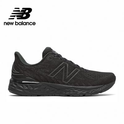 【New Balance】緩震跑鞋_男性_黑色_M880B11-4E楦