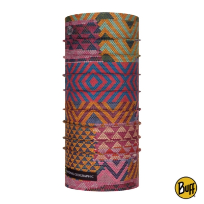 【西班牙BUFF】國家地理-經典頭巾 Plus-馬賽克磚