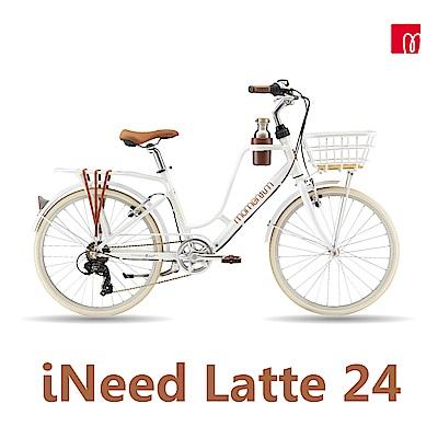 momentum iNeed Latte 24城市休閒車/淑女車