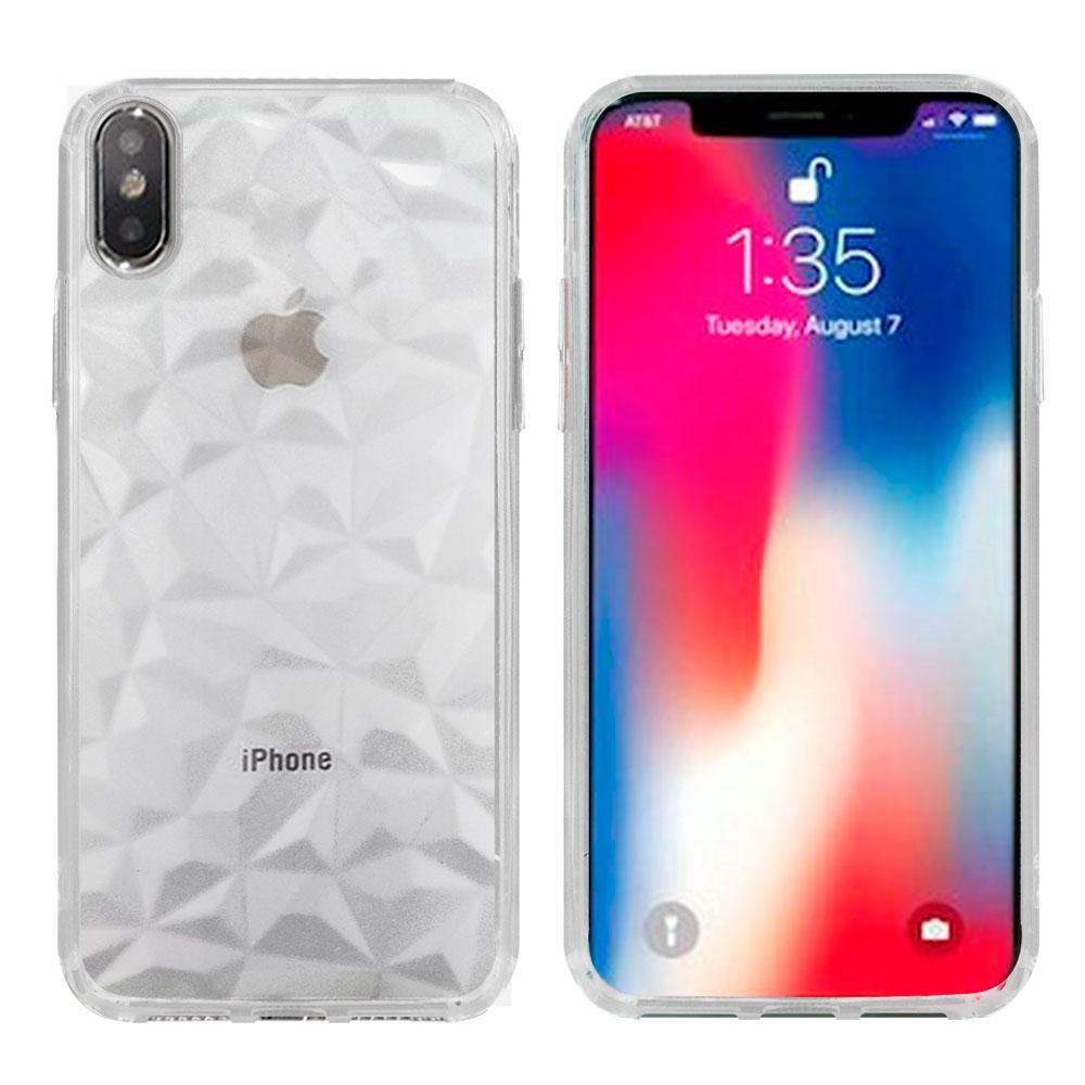 Metal-Slim 2018 Apple iPhone 5.8吋 3D鑽石TPU保護殼 @ Y!購物