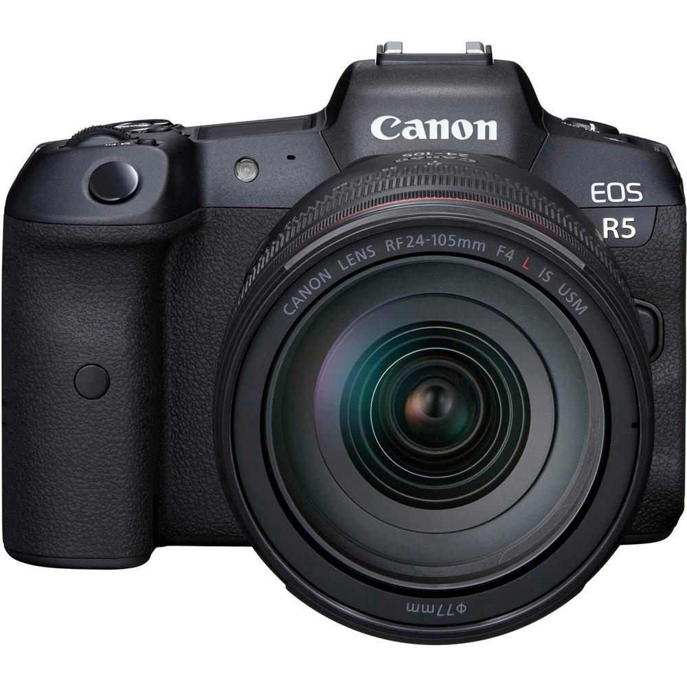 Canon EOS R5 + RF 24-105mm f/4L IS USM (公司貨)