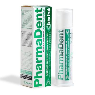 義大利原裝 PharmaDent 法爾登 成人口腔護理 超清新潔淨 牙膏