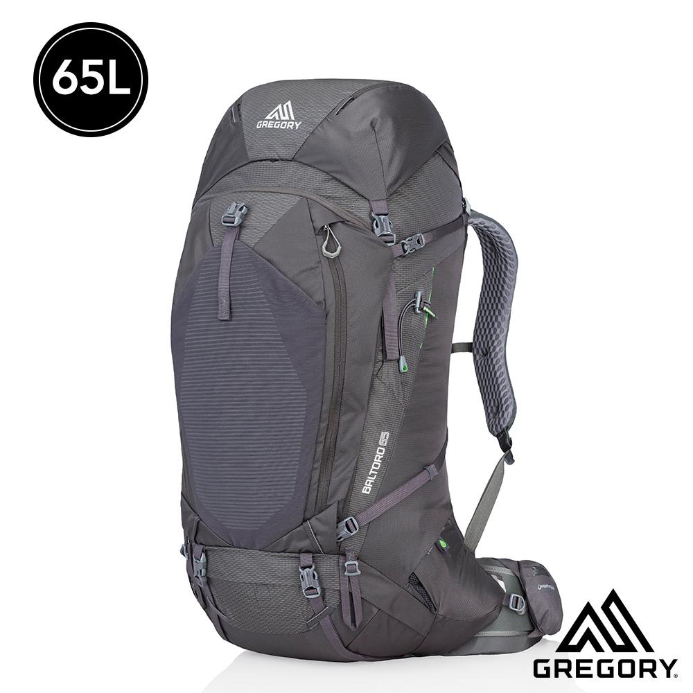 Gregory 65L BALTORO登山背包 瑪瑙黑