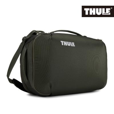 THULE-Subterra Carry 40L肩背兩用旅行包TSD-340-軍綠