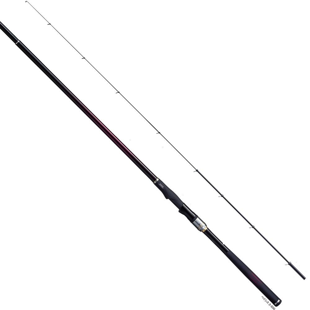【SHIMANO】BASIS 2號500 磯釣竿 (25013)
